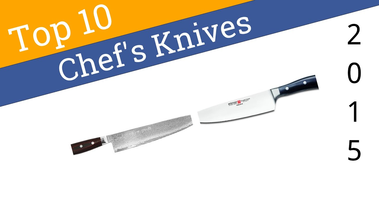10 best chef u0027s knives 2015 youtube