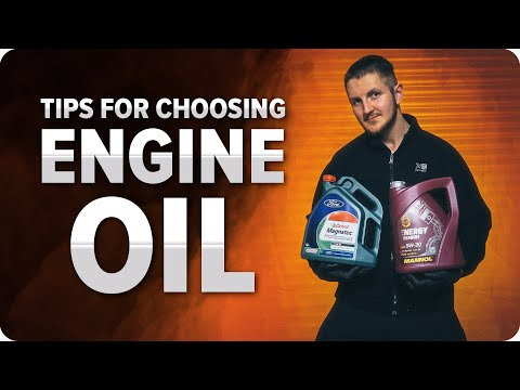 How to choose the right engine oil for your car | AUTODOC