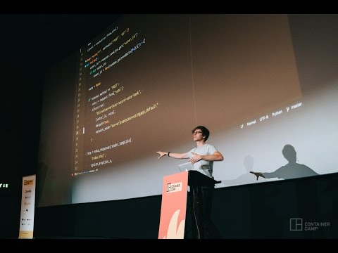 Building serverless apps with Docker