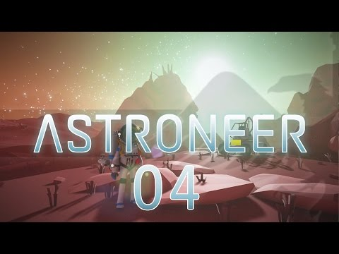 Astroneer #04 Truck Norris - Gameplay / Let's Charity Stream