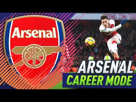 AMAZING OZIL VOLLEY GOAL!!! FIFA 18 ARSENAL CAREER MODE #20 thumbnail