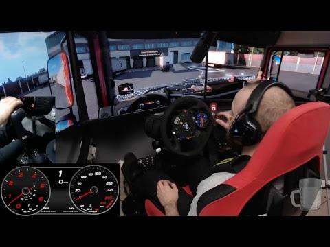 Euro Truck Simulator 2 / day 34 career mode