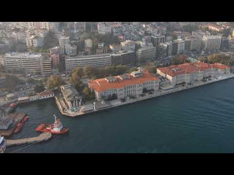 Университет искусств Мимара Синана | Золотой Рог. Достопримечательности Стамбула