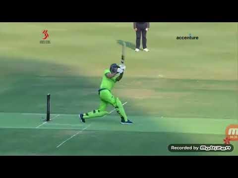 13th match Pak Vs MCC, Hong Kong Super Sixes 2017