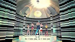 [full mv] wonder girls - 兩種淚  (韓語版中字)