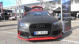 Audi RS6 - Sport Auto High Performance Days 2018