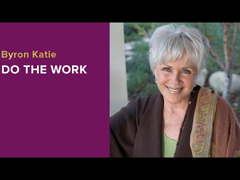 """Kelly McNelis Does """"The Work"""" with Byron Katie"""