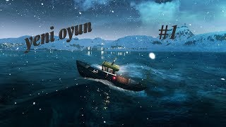 Fishing Barents SEA | #1 | Dereler boy boy , Balıklar goy goy.....