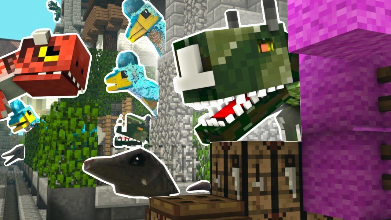 Morph Hide And Seek Minecraft Atlantic Craft