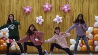 점동초등학교 졸업식 6-1반 댄스무대
