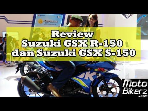 Review Suzuki Gsx R 150 Amp Gsx S 150 Youtube