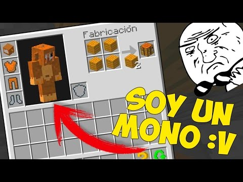 EL MONO MAS INTELIGENTE DE MINECRAFT!