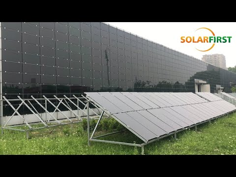 BIPV Solar Panel  Installation Instruction--Solar First