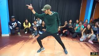 Suit Song Choreography by Gourav Sharma (Urban Dance Choreography)