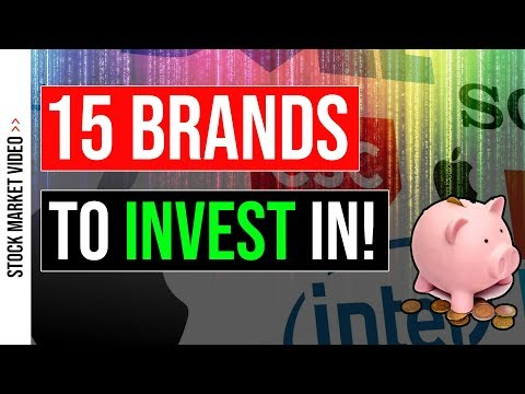 🤪 15 Fastest Growing Brands to Buy in 2018 🤪