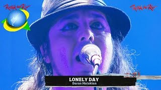 System Of A Down - Lonely Day live【Rock In Rio 2011   60fpsᴴᴰ】