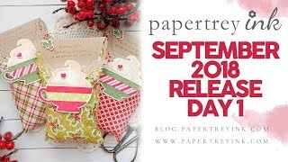 Simple Ways to Bring Holiday Traditions to Life: September 2018 Papertrey Ink Release Day 1