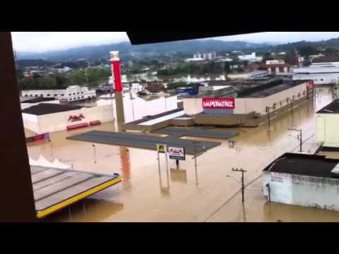 Fotos enchente rio do sul hoje 10