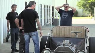 Richard Rawlings and Aaron Kaufman Explain Gas Monkey Garage
