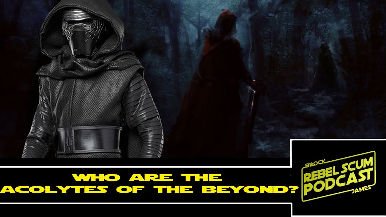 Acolytes of the beyond