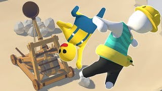 Using Cheats to STOP TIME! | Human Fall Flat