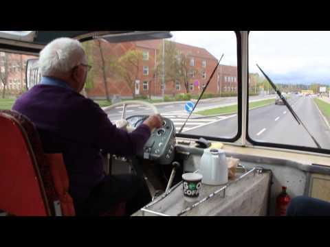Volvo B615 / Vejle Karrosseri på tur i Vejle..