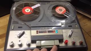 Uher Royal de luxe 4 track stereo