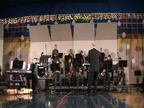 Holmes Middle School Jazz Band One - Electric Lady