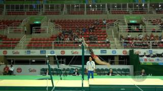 FIG Official - Aquece Rio Final Gymnastics Qualifier (Test Event) -...