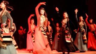 Грузинский национальный балет Сухишвили - Рамишвили(, 2011-03-22T13:06:24.000Z)