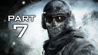 Call of Duty Ghosts Gameplay Walkthrough Part 7 - Campaign Mission 8 - Birds of Prey (COD Ghosts)