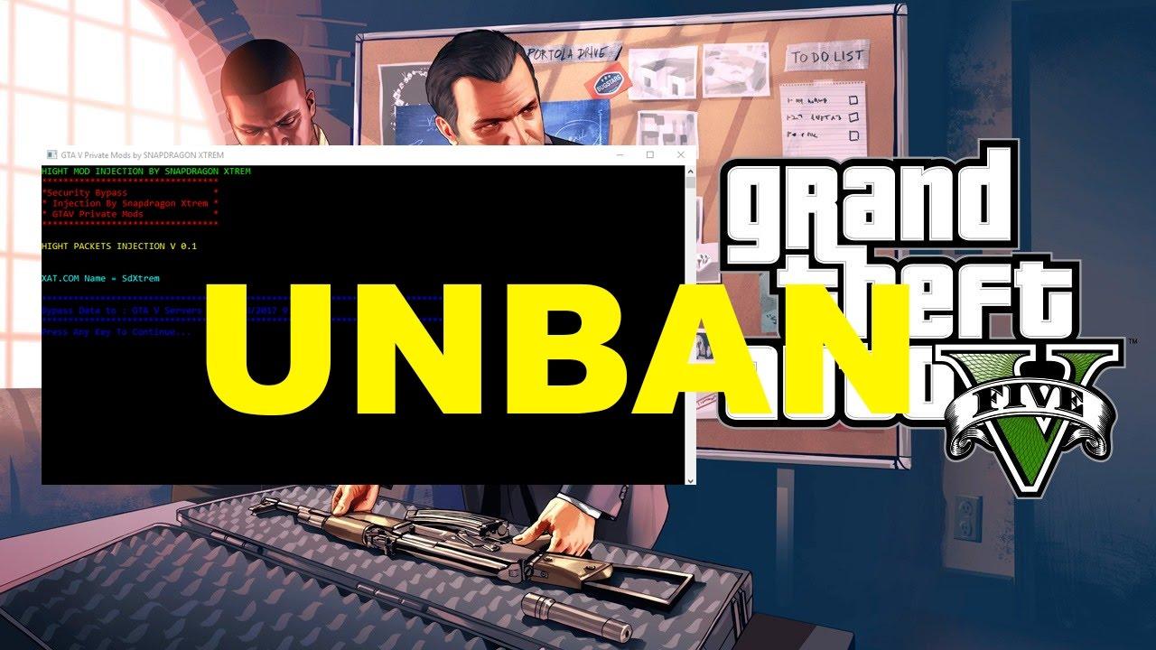 Unban GTA V Account 2017 - (GTA V Unban Account 2017)