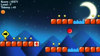 Just completed level 7 on 'FastBall 2'.