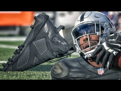 SCUFFING FRESH JORDAN CLEATS WHILE CELEBRATING! Madden 18 Career Mode Gameplay Ep. 6