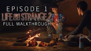 Life Is Strange: 2 (Episode 1: Roads) | Full Walkthrough [Live Archive]