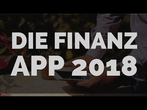 Die Finanz App 2018 - Deine Finanzen absolut im Griff