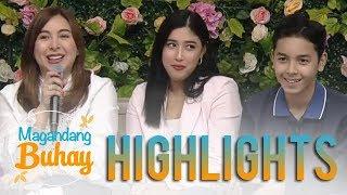 Magandang Buhay: Marjorie, Dani, and Leon's message to Joshua Garcia