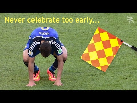 10 Celebrating Too Early / Too Long