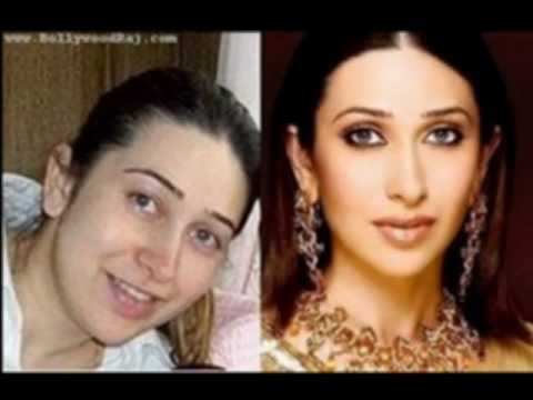 Bollywood Actresses Without Make Up Youtube