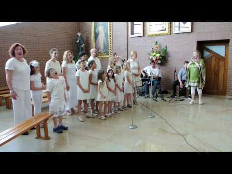 Oprawa muzyczna liturgii ślubnej Eo Nomine i Cudaki.