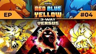 DON'T CALL ME DYLAN! | Pokemon Red / Blue / Yellow #3WayVersus EP04