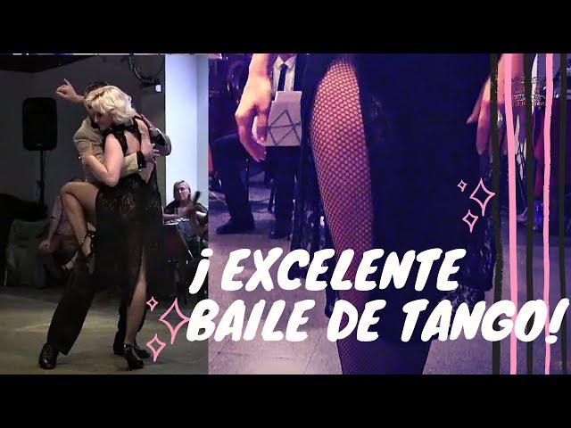 #sensual, #sexy baile de tango, Jesús Velazquez, Tamara Biseglia, Porteño y Bailarín 2012 #tangoBA