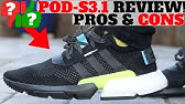 b625a98776e8 P.O.D.System shoe by adidas embraces a design from the 1990s - YouTube