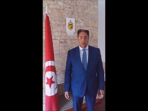 لقاء مع القائم باعمال سفارة الجمهورية التونسية بنيروبي