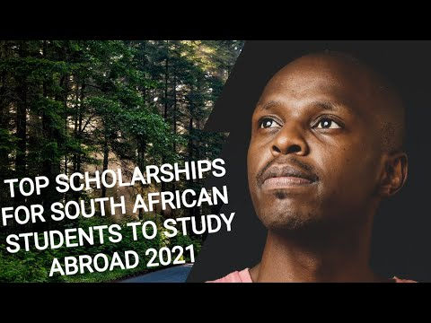 TOP 5 INTERNATIONAL SCHOLARSHIPS TO STUDY ABROAD 2021   STUDY FOR FREE OVERSEAS 2021  