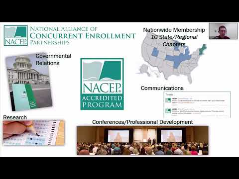 The Impact of Acad. Advsg on Dual & Concurrent Enrollment Stdnts: A NACADA-NACEP Collab. Webinar