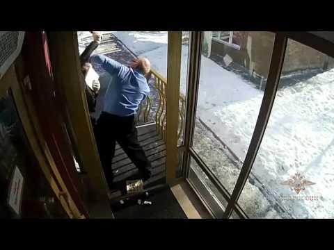 Ограбление ювелирного салона в Шелехове