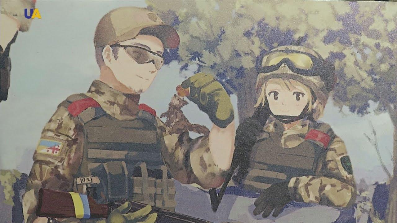 Картины японской художницы Нацумэ уже стали трендом в соцсетях