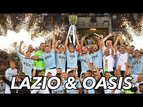 S.S. LAZIO & OASIS: Stop crying your heart out (2017/18)