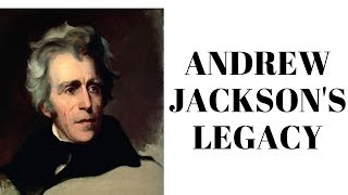 This video gives a brief description of the legacy andrew jackson.teachers, get our jackson resources here: https://www.teacherspayteachers.com/sto...